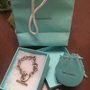 Tiffany and Co. toggle bracelet 1839
